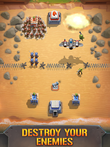 War Heroes: Multiplayer Battle for Free screenshot 3