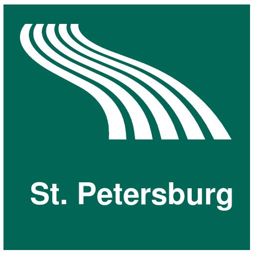 St. Petersburg Map offline