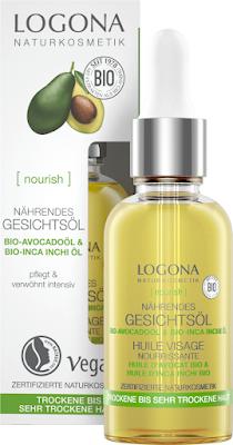 Nourishing Facial Oil eko avocado & eko incha inchi