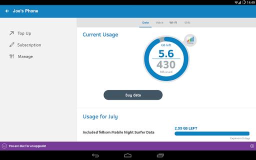 Telkom 3.4.0 screenshots 12