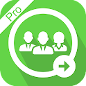 Export Contacts For Whats Pro icon