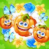 Funny Farm match 3 Puzzle game! APK Icon