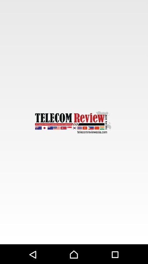 Telecom Review Asia Pacific- screenshot