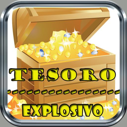 Tesoro escondido explosivo