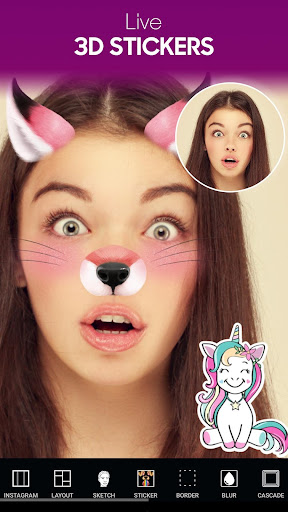 Beauty Makeup, Selfie Camera Effects, Photo Editor 1.6.3 screenshots 8
