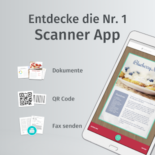 Scanbot Dokumente Scanner App Screenshot