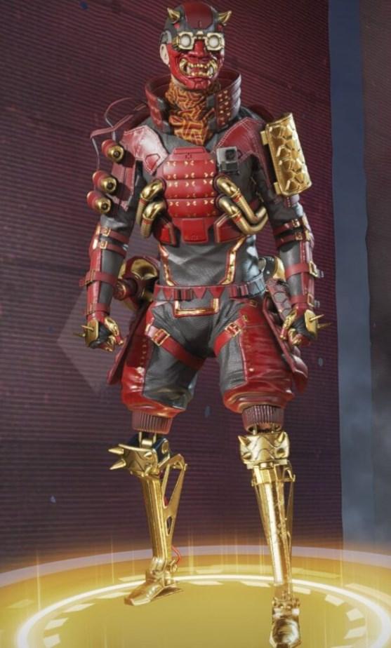 Octane's Red Shift skin