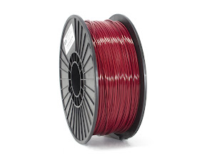Burgundy PRO Series ABS Filament - 1.75mm