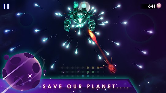 Space Beat Mod Apk 1.03 (Unlimited Money) 5