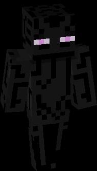 Xbox 360 Minecraft Skins Enderman #xbox | Nova Skin