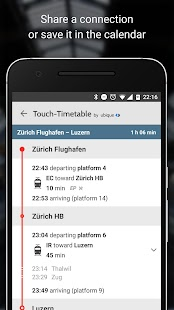 Touch-Timetable- screenshot thumbnail