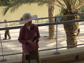 Photo: On the banks of the Jordan...מעברות הירדן