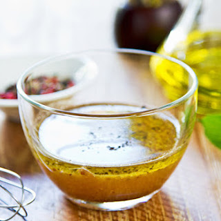 White Balsamic and Honey-Dijon Vinaigrette Recipe