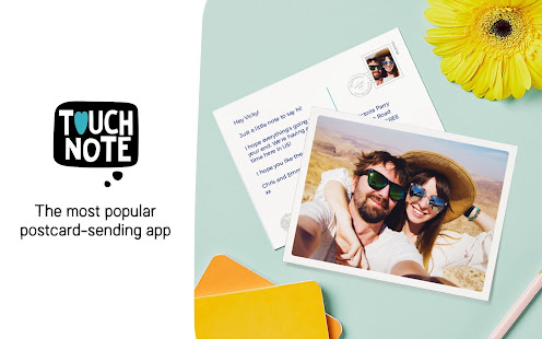 Touchnote  Photo Cards  Gifts  Apps On Google Play