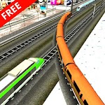 Subway Train Racing 3D 2019 2.3