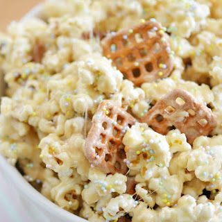 Easy Marshmallow Popcorn