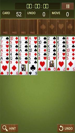 Freecell King apktreat screenshots 1