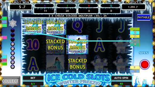 Winter Wonderland Slots Free 7004 screenshots {n} 6