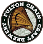 Logo for Fulton Chain Craft Brewery