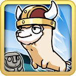 Alpaca Run Icon