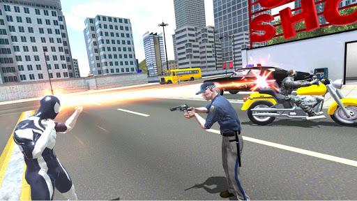 Amazing Strange Rope Police - Vice Spider Vegas 1.3.3 screenshots 9