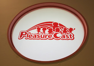 Photo: Not the cast of my pleasure... #engrish