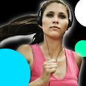 Workout Music Hits Free icon