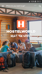 Hostelworld – book Hostels screenshot 1