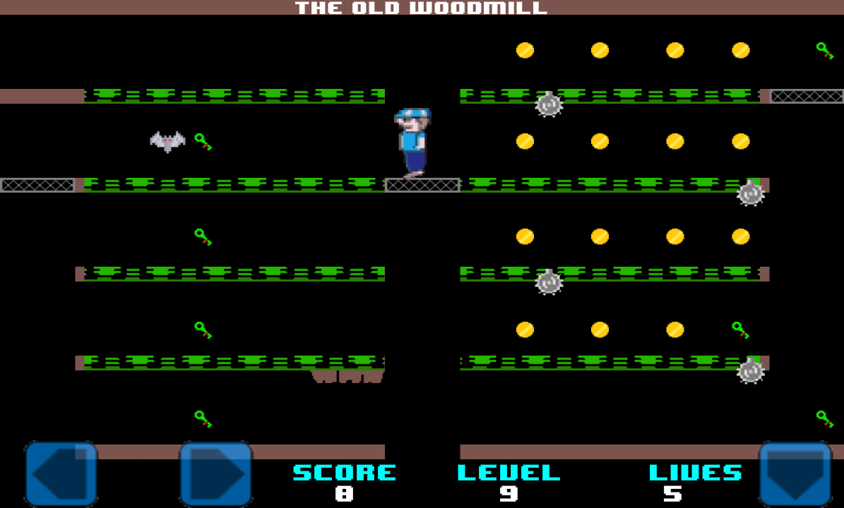 Rocket Boot Ronnie- screenshot