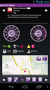 Infis GPS Mobile- screenshot thumbnail