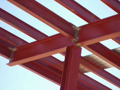 Acero uniones columna viga - Vigas madera precios ...