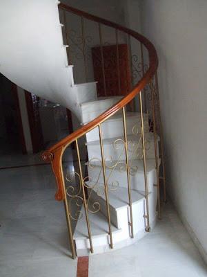 Escalera catalana for Tipos de escaleras para casa