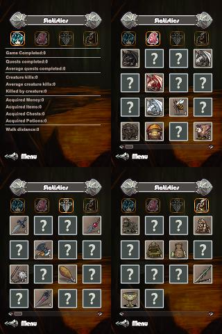 Скриншот A Weird RPG