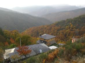 Photo: en la cabezera del valle de Mazos