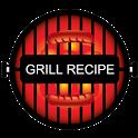 Grill recipes icon