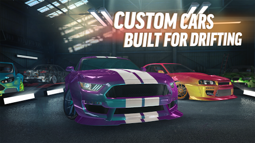 Drift Max Pro - Car Drifting Game 1.2.4 screenshots 1