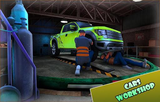 4x4 Off-Road Jeep Racing Suv 3D 2020 apkmr screenshots 4