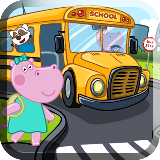 Kids School Bus Adventure