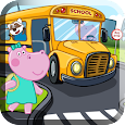Kids School Bus Adventure icon