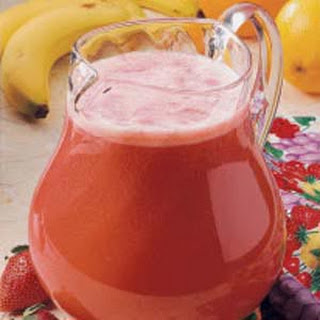 Tangy Fruit Punch.
