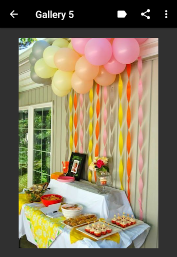 Birthday Decoration screenshot 7