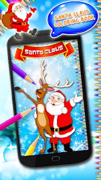 Download Buku Mewarnai Santa Claus Dengan Mewarnai Buku Plus Apk
