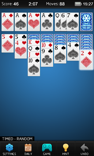 Solitaire 2.4 screenshots 4