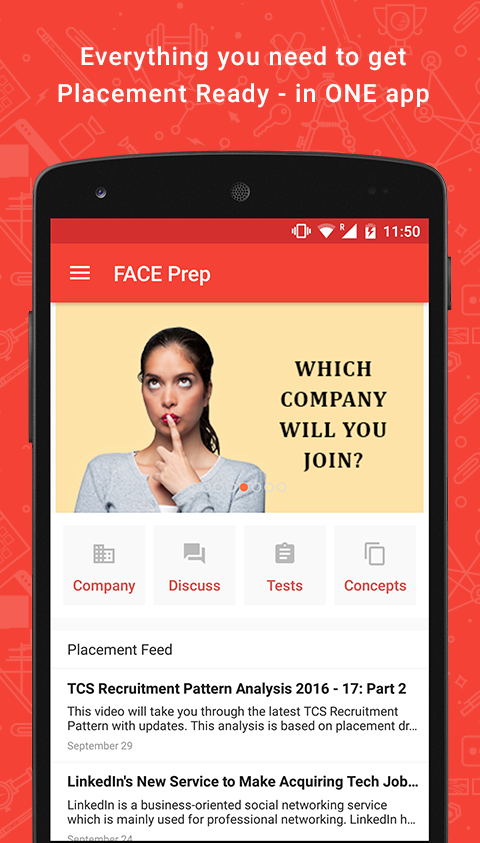 Total Placement Prep-FACE Prep- screenshot