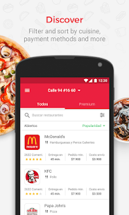 App Domicilios.com - Order food APK for Windows Phone