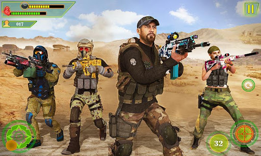 Counter Terrorist FPS Shooter : New Sniper Games android2mod screenshots 1