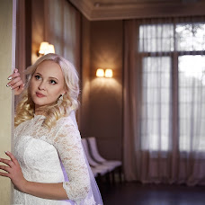 Wedding photographer Tatyana Kutina (Kutanya). Photo of 18.03.2016