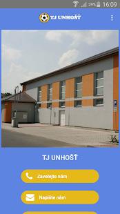TJ Unhošť - náhled