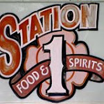 Logo for Station 1