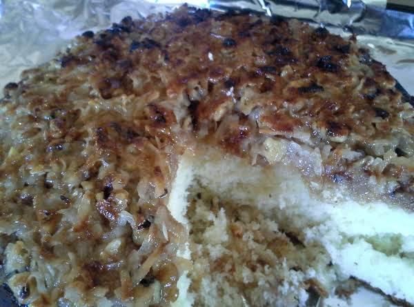 Bisquick's Velvet Crumb Cake Recipe